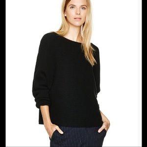 Aritzia BABATON Avery Cashmere Wool Sweater